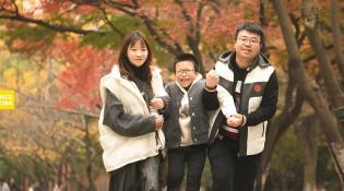 子乐小朋友 – 外景拍摄苏州大学